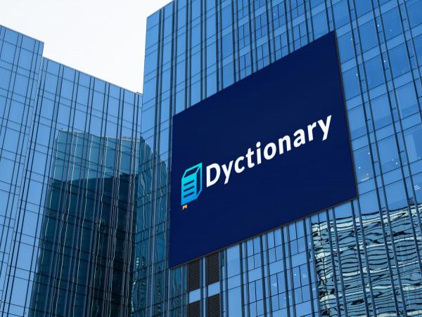 Sample branding #3 for Dyctionary