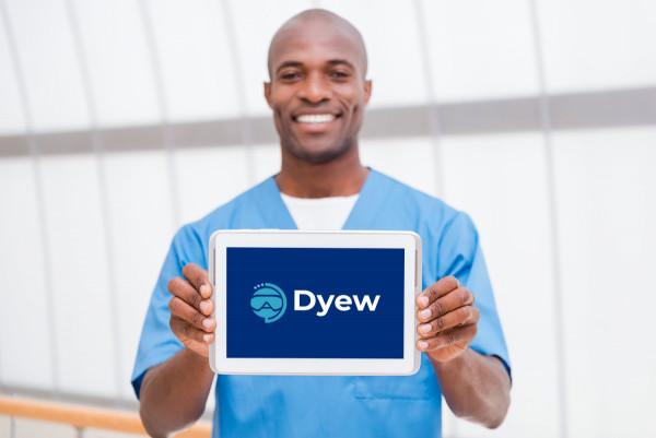 Sample branding #3 for Dyew
