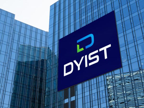 Sample branding #2 for Dyist