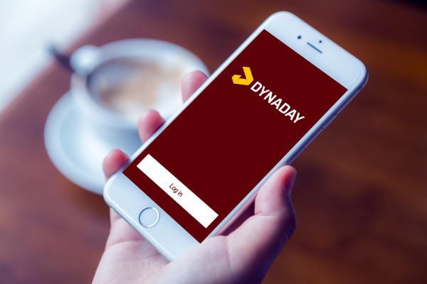 Sample branding #2 for Dynaday