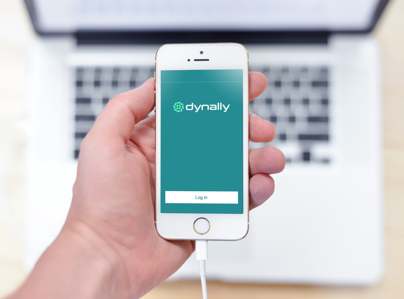 Sample branding #1 for Dynally