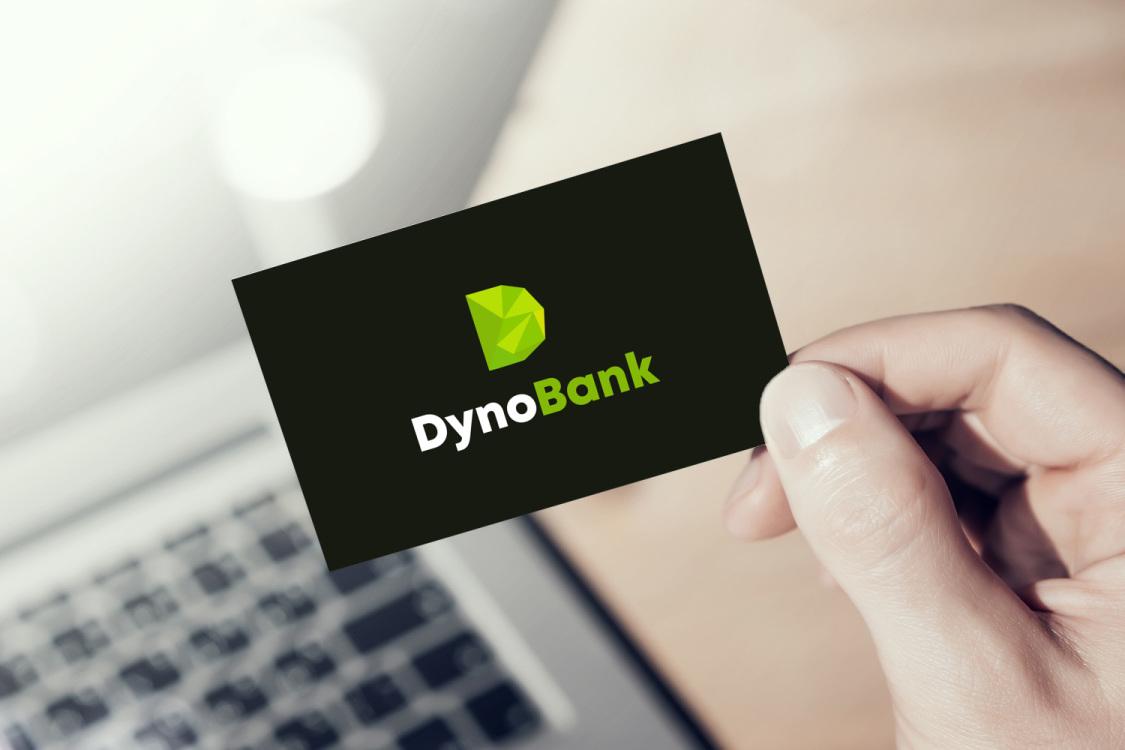 Sample branding #1 for Dynobank