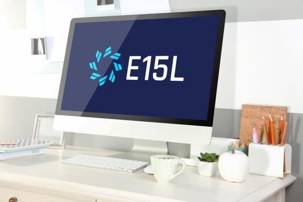 Sample branding #2 for E15l