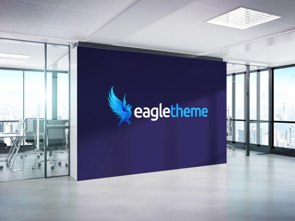 Sample branding #1 for Eagletheme