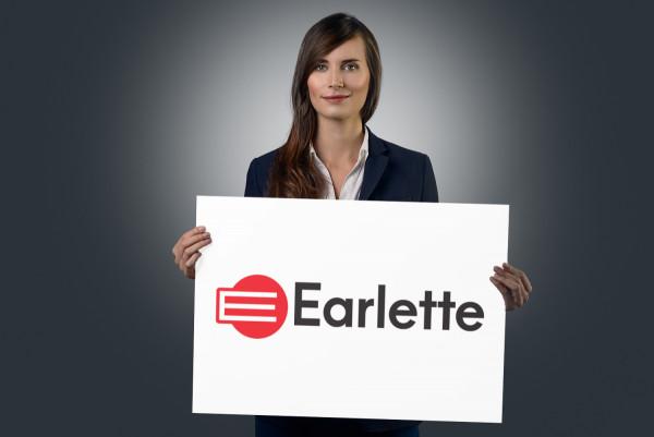 Sample branding #1 for Earlette