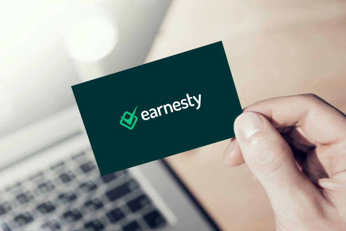 Sample branding #1 for Earnesty