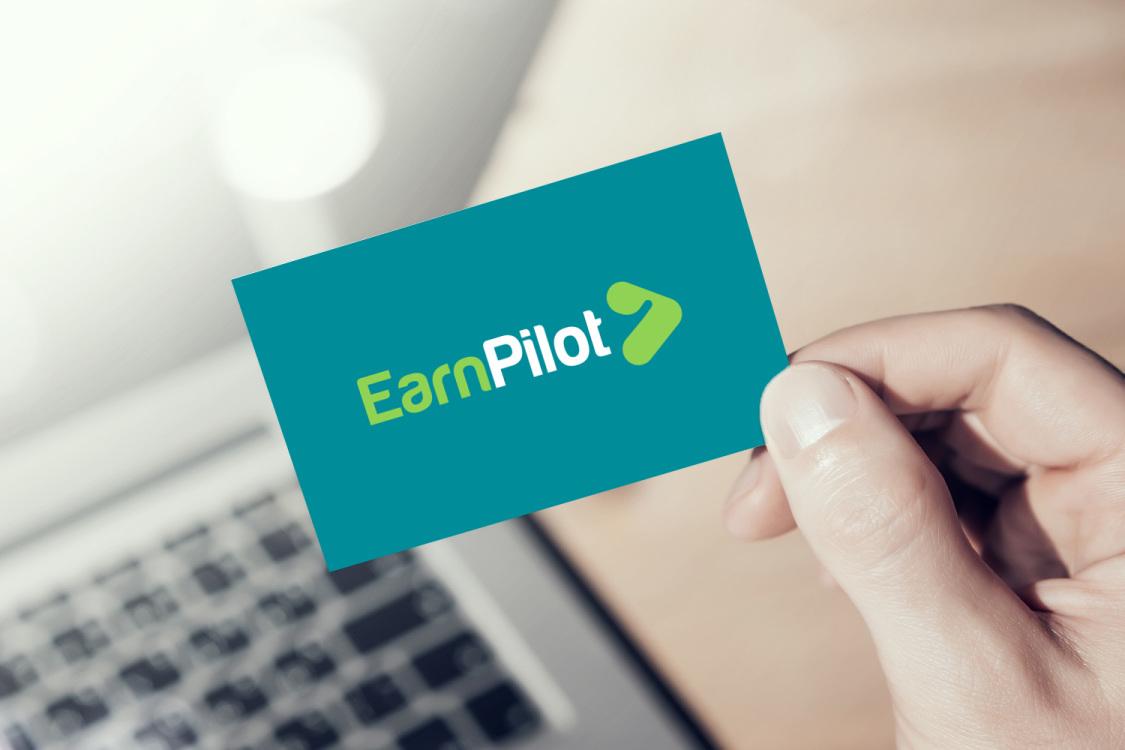 Sample branding #2 for Earnpilot