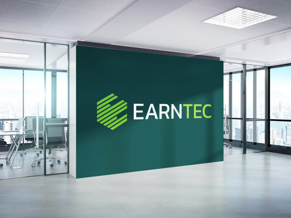 Sample branding #1 for Earntec