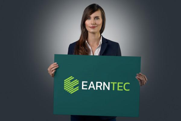 Sample branding #3 for Earntec