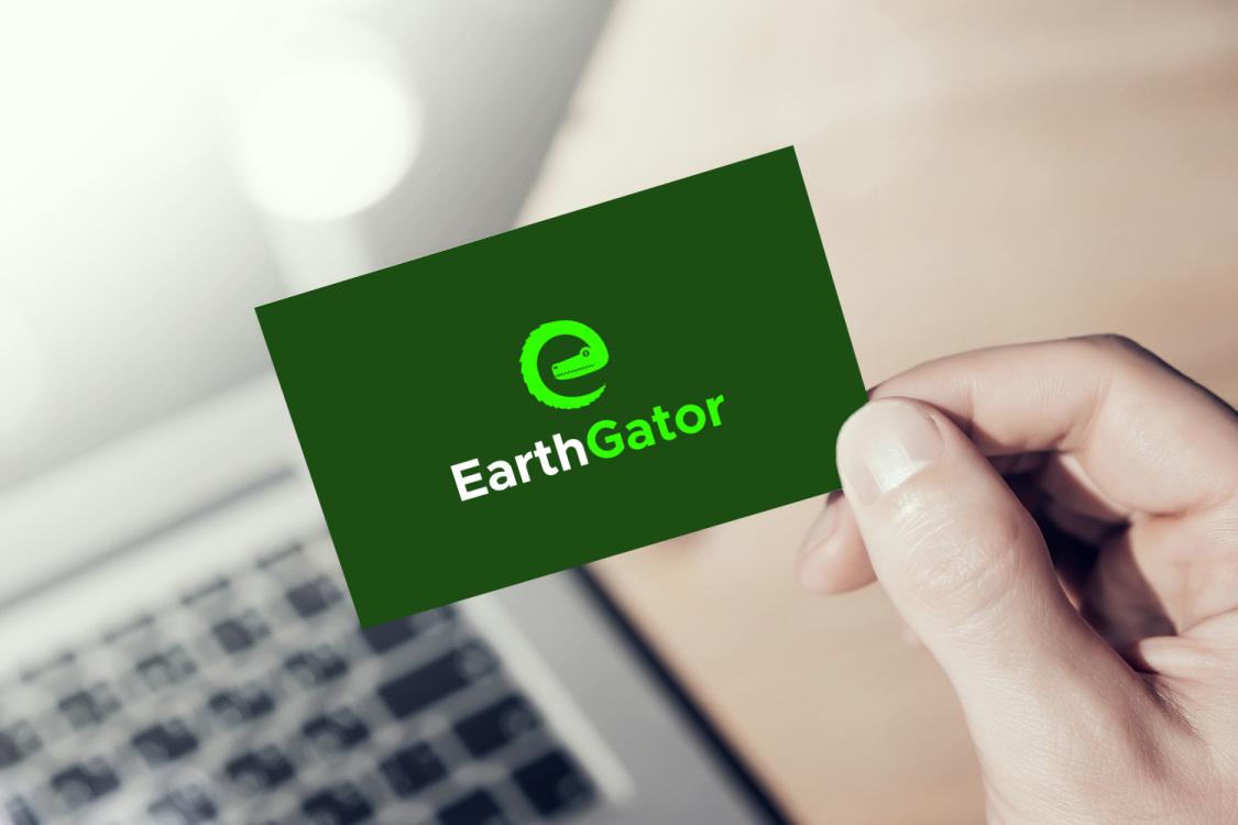 Sample branding #2 for Earthgator