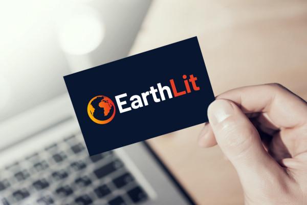 Sample branding #1 for Earthlit
