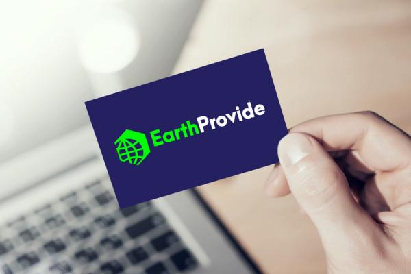 Sample branding #3 for Earthprovider