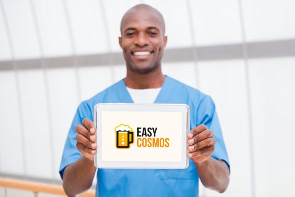 Sample branding #2 for Easycosmos