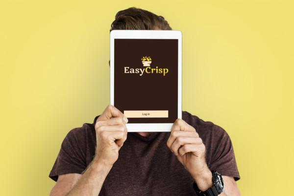 Sample branding #1 for Easycrisp