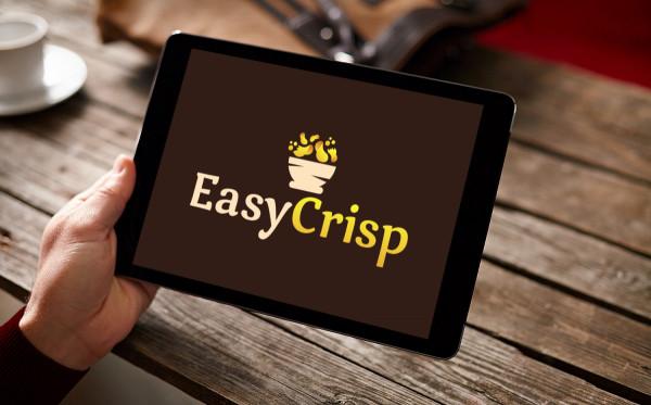 Sample branding #3 for Easycrisp