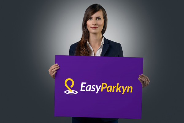 Sample branding #1 for Easyparkyn