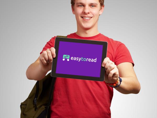 Sample branding #2 for Easytoread