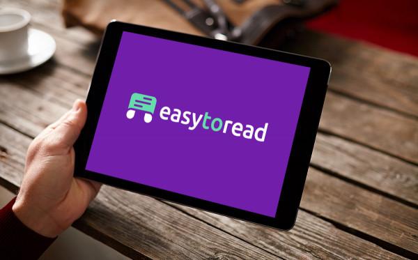 Sample branding #3 for Easytoread