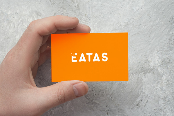 Sample branding #2 for Eatas