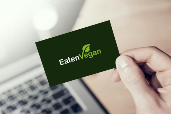 Sample branding #3 for Eatenvegan