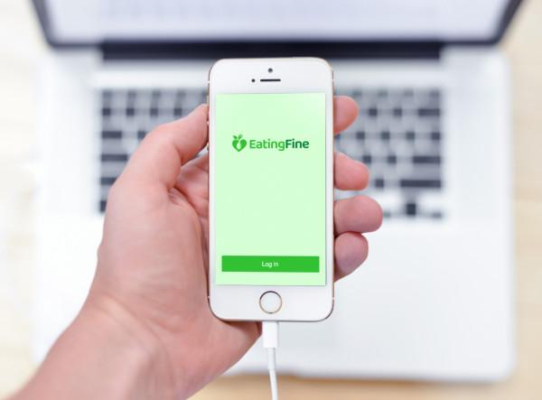 Sample branding #3 for Eatingfine