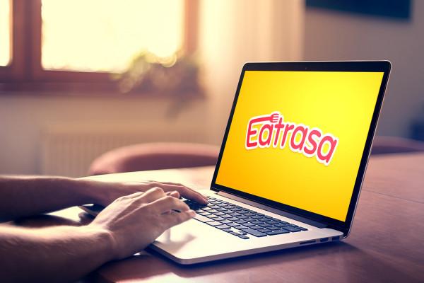 Sample branding #3 for Eatrasa