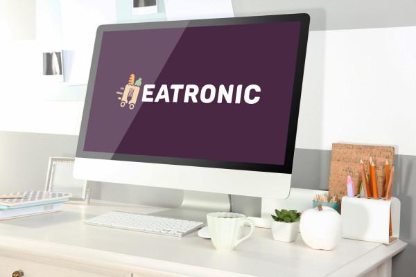 Sample branding #2 for Eatronic