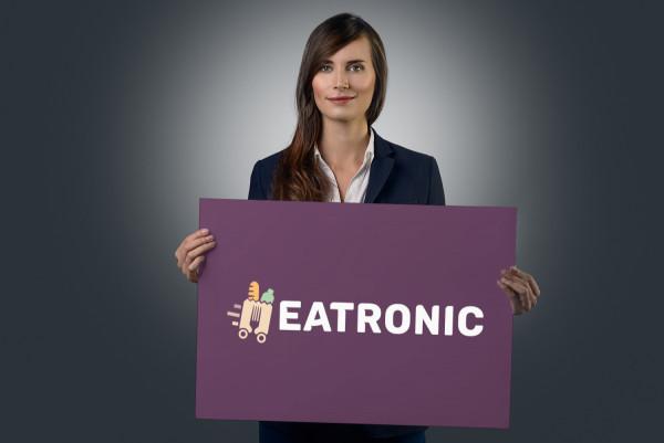 Sample branding #3 for Eatronic