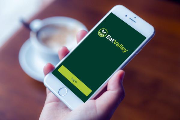 Sample branding #3 for Eatvalley