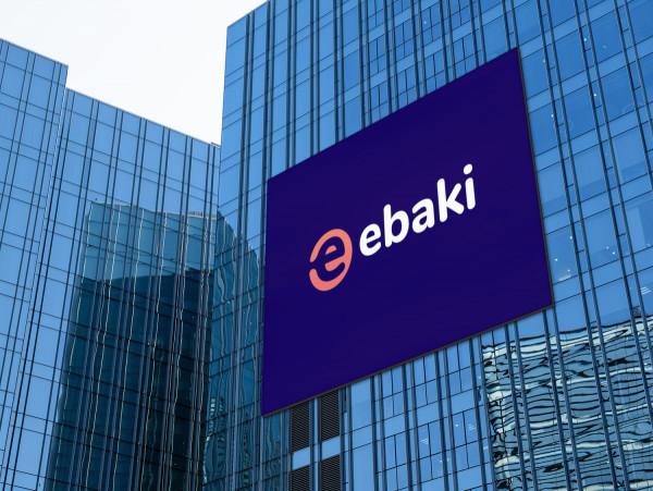 Sample branding #2 for Ebaki