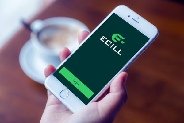 Sample branding #3 for Ecill