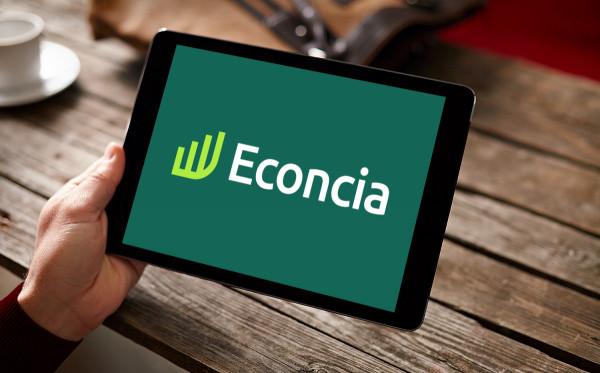 Sample branding #3 for Econcia