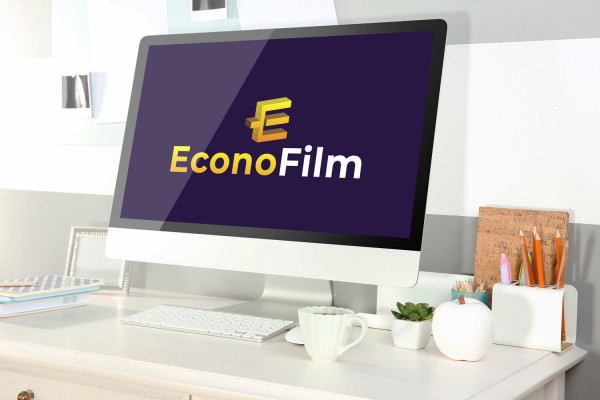 Sample branding #1 for Econofilm