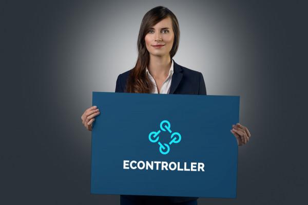 Sample branding #2 for Econtroller
