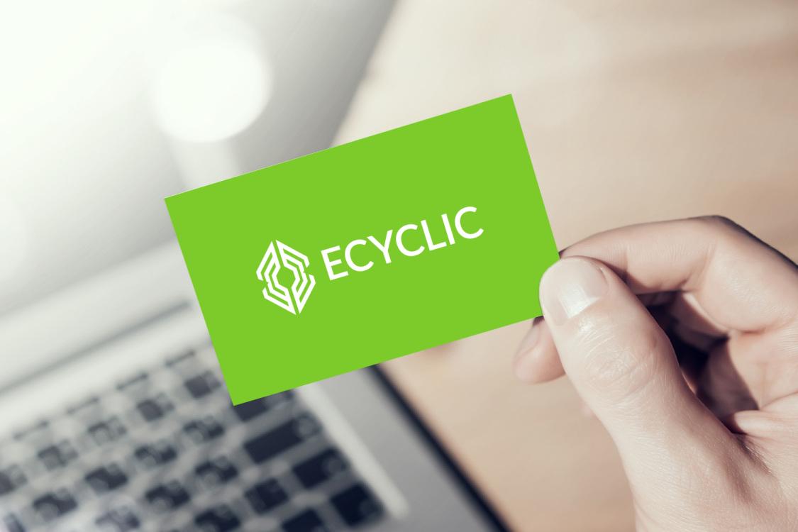 Sample branding #3 for Ecyclic
