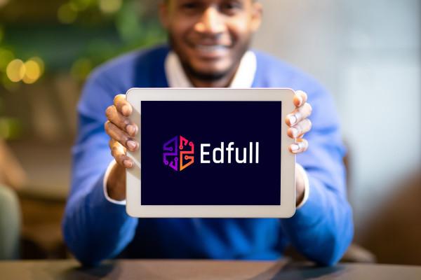 Sample branding #1 for Edfull