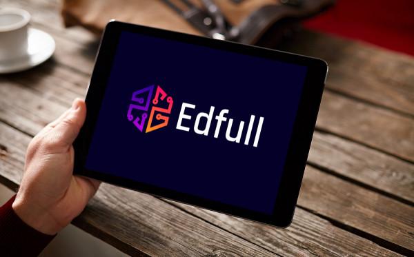 Sample branding #2 for Edfull