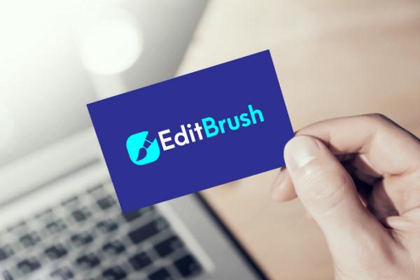 Sample branding #2 for Editbrush