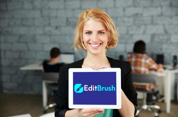 Sample branding #1 for Editbrush