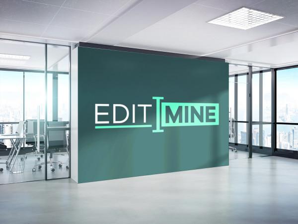Sample branding #1 for Editmine