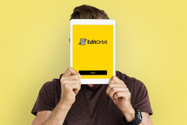 Sample branding #3 for Editorbit
