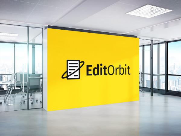 Sample branding #2 for Editorbit