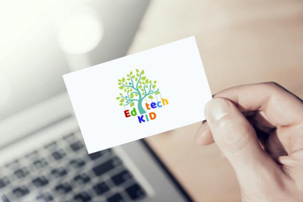Sample branding #3 for Edtechkid