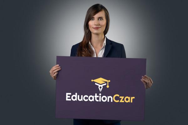 Sample branding #2 for Educationczar