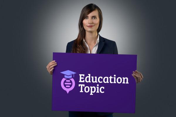 Sample branding #1 for Educationtopic
