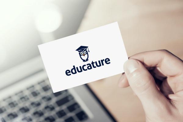 Sample branding #1 for Educature