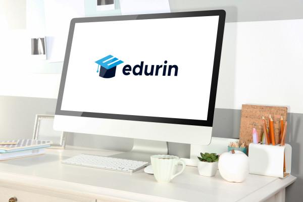 Sample branding #2 for Edurin