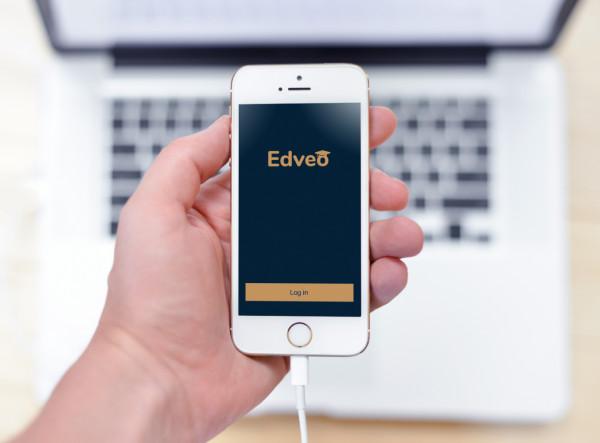 Sample branding #2 for Edveo
