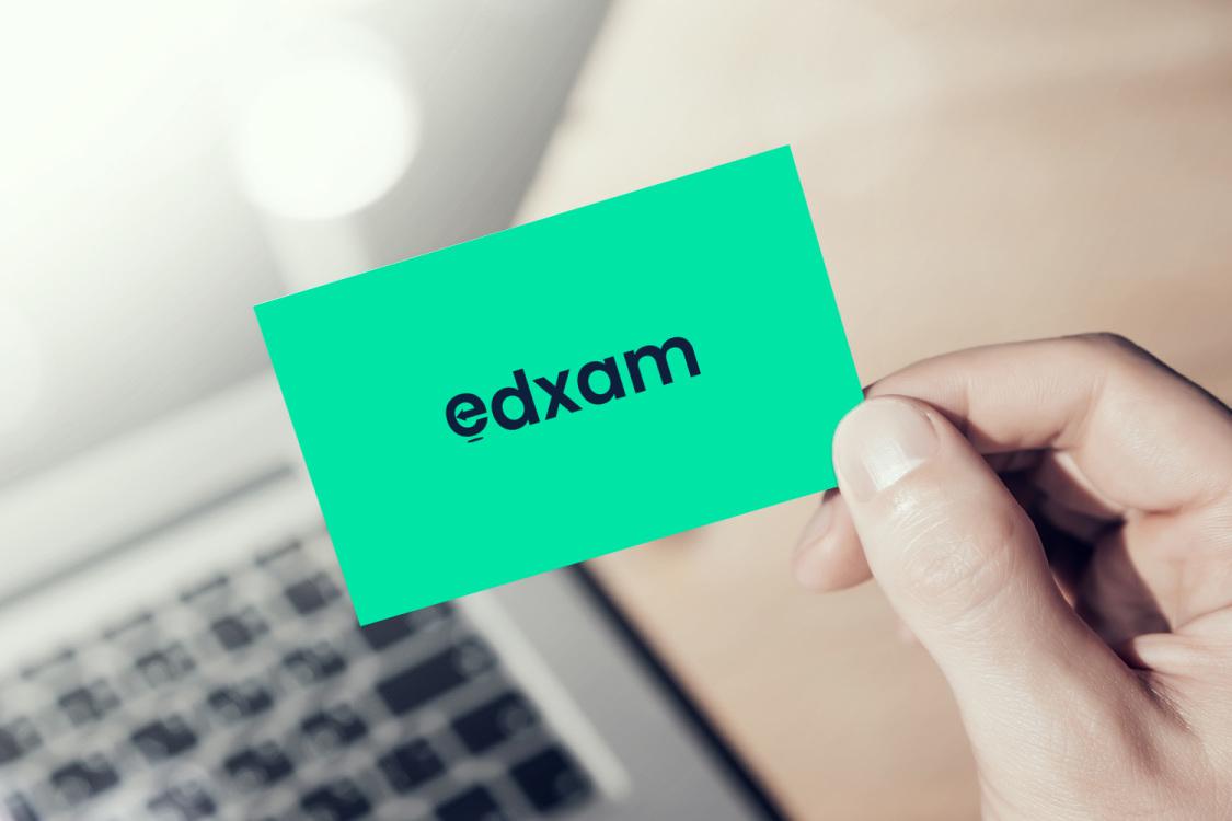 Sample branding #3 for Edxam