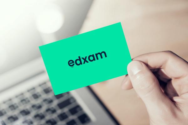 Sample branding #1 for Edxam
